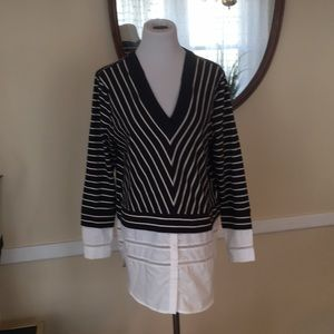NWT French Connection Size Medium Top